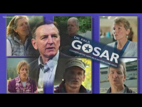Rep. Paul Gosar responds to siblings endorsing his opponent