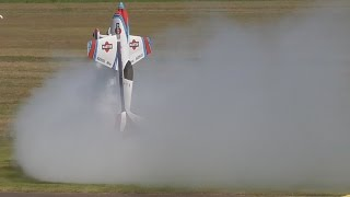 Extra 330 with smoke system