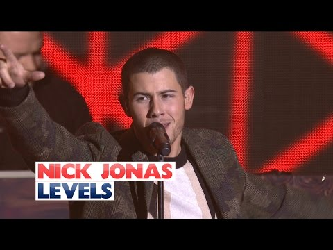 Nick Jonas - 'Levels' (Live at Jingle Bell Ball 2015)