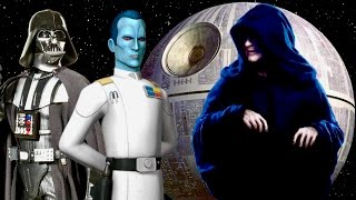 Why Palpatine Ignored Thrawn and Vader