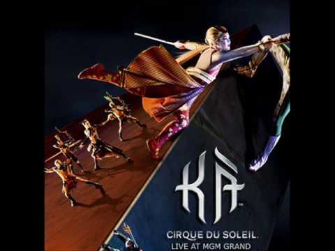 Cirque Du Soleil- KA (Love Dance; FULL SONG)