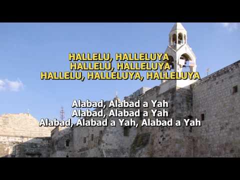 Hallelu et Adonai - Barry & Batya Segal - Hebreo/Español