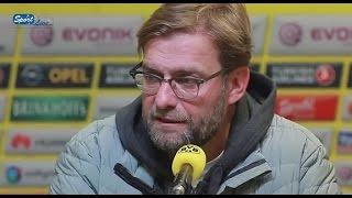 Video Gol Pertandingan Borussia Dortmund vs Hamburger SV