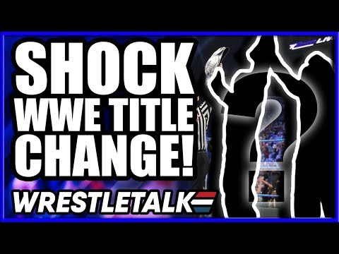 "Ronda Rousey ""NOT HAPPY"" With WrestleMania! SHOCK WWE Title Change! 