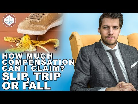 Slip, Trip Or Fall Compensation Claims Amounts? ( 2019 ) UK