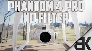 DJI Phantom 4 Pro ND Filter (Quality Comparison)