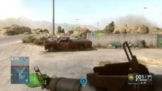 Battlefield™ Hardline Захват Граница