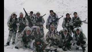 Военные профессии: Горный спецназ. Фильм документальный