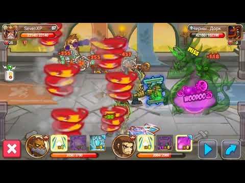 Little Empire Elite Summon - Black Dragon Dorck (Hero is Melee)