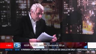 09.04.2015 Vroči stol - Igor Lukšič - Pavle Gantar - Miran Potrč - France Cukjati