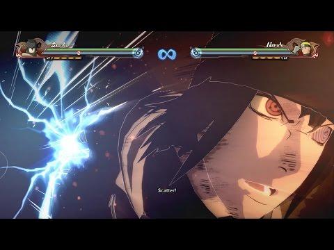 ALL CHIDORI (EVOLUTION) - Naruto Shippuden Ultimate Ninja Storm 4