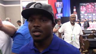 TIMOTHY BRADLEY DREAM FIGHT WITH SHAWN PORTER