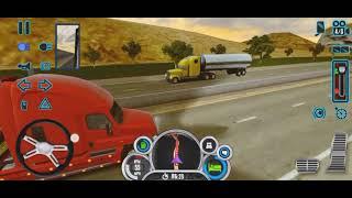USA simulator Truck Driving game -  usa Simulator Indonesia - Android Gameplay#2  #truckgames # screenshot 3