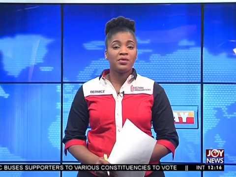 Kumasi Airport - Joy News Today (6-12-16)