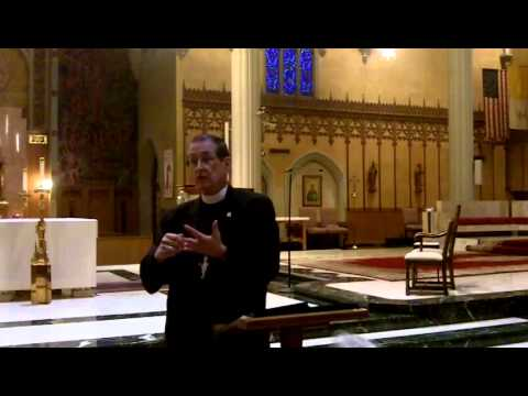 Bishop's Lunchtime Lecture on the Holy Eucharist (Part 4) - July 23, 2014