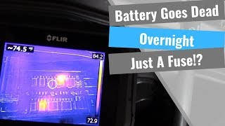 Hyundai Genesis: Battery Goes Dead Overnight