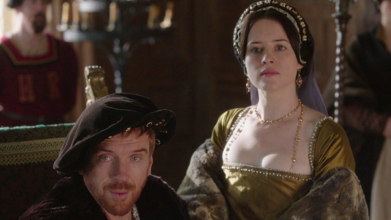 Download Claire Foy - Anne Boleyn - S1E4 - Wolf Hall