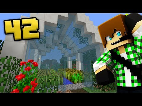 Mates in Minecraft #42 - Greenhouse effect