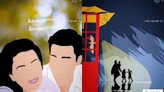 Naan nesipathum suvasipathum 💕 cover love song whatsapp status tamil 💕 love failure 2.0💔
