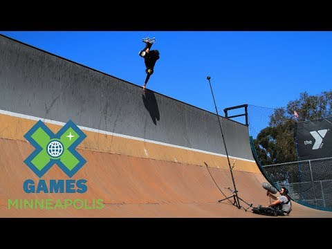 Virtual Reality: Skate Vert | X Games Minneapolis 2017