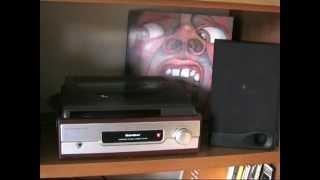King Crimson - In the Court Of The Crimson King [Vinyl Audio]