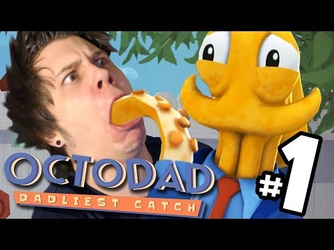 Thumbnail: BLAARGBLRARLGRBLR | Octodad Dadliest Catch