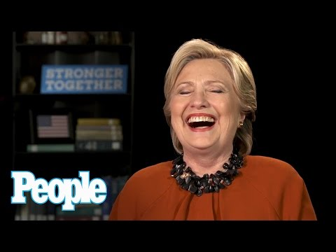 Hillary Clinton Faces Her Toughest Interview Yet: America's Children | People