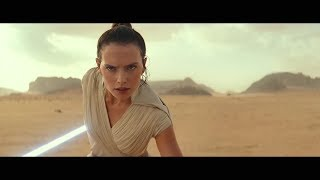 Star Wars Episode IX: The Rise of Skywalker (2019) - Türkçe Altyazılı 1. Teaser Fragman