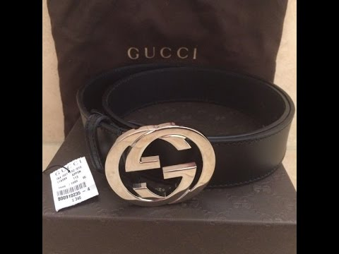 3bf663fb43d KID GETS A FREE GUCCI BELT FROM EBAY!! SELLER SENT WRONG ITEM!! KARMA  UNBOXING LIVE REACTION