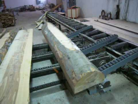 Alfa Wood Bulgaria - Veneer Production