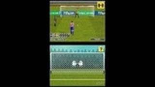 FIFA Soccer 10 Nintendo DS Gameplay - Shootout