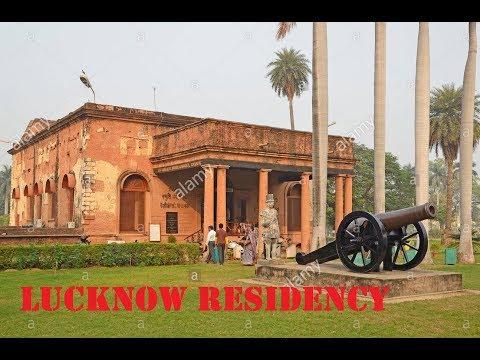 Residency Muguls and British war place