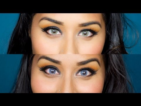 Desio Eyes Contacts In Desert Dream | Decorativestyle.org