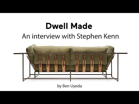 Dwell Made Presents: An Interview With Stephen Kenn
