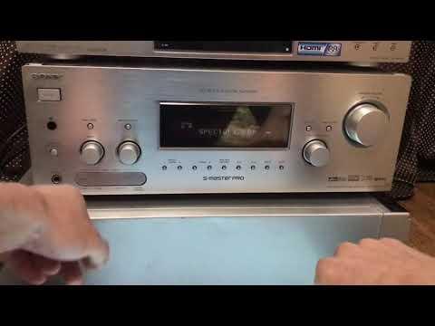 SONY STR-DB2000 Bi-amping Mode