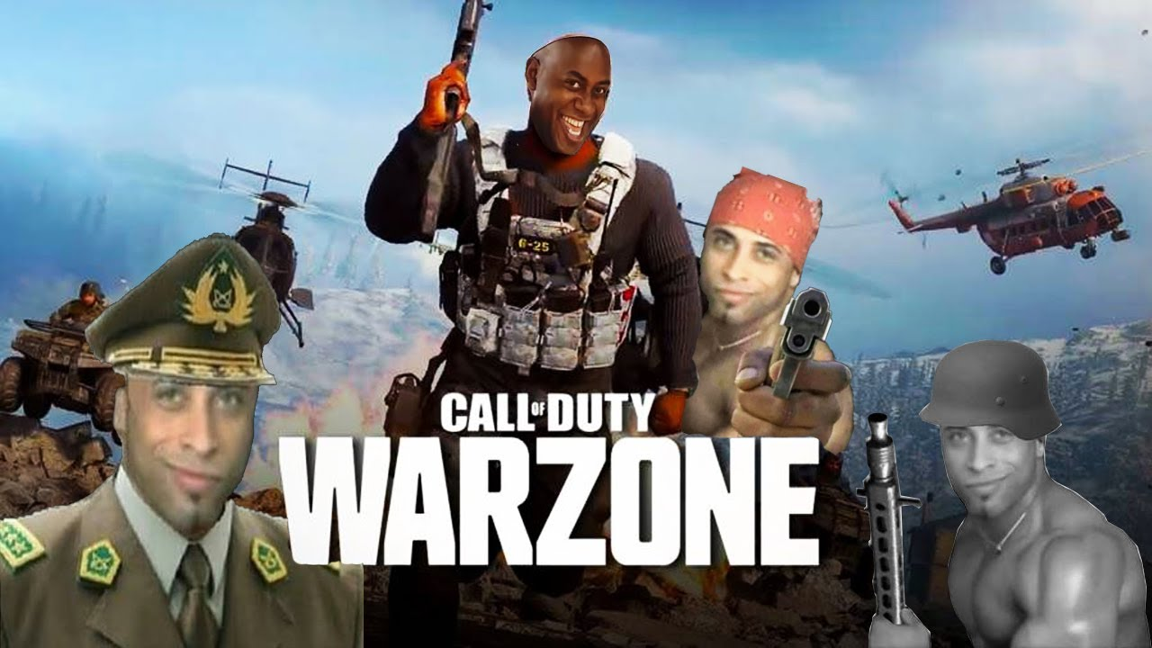 Call Of Duty Warzone Meme Trailer Youtube