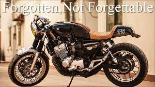 Cafe Racer (Honda CB 400 Four NC36 by Faisal Malik)