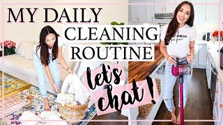 ULTIMATE CHATTY CLEAN WITH ME! | Alexandra Beuter