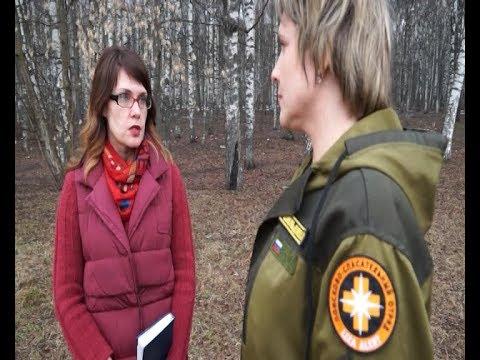 Поиск детей в Мантурово не завершён