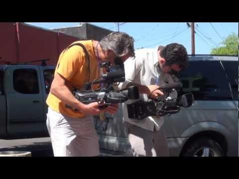 Behind the Scenes- The Making of Party Bound, The Dalles Music Video