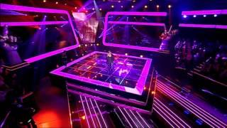 Atuação dos Mentores - Provas Cegas - The Voice Portugal - Season 2