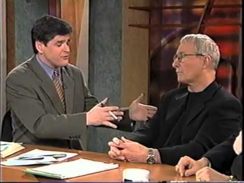 "Fox News ""Hannity & Colmes"" DioGuardi argues with Ret. Col. David Hackworth March 23, 1999"