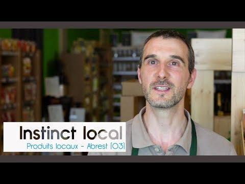 Epicerie bio & produits locaux Abrest 03200 Allier - Pierre-Bernard bande-annonce