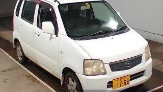 2003 mazda az wagon Md22s