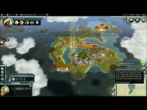 Let's Play : Civilization 5 - Polynesia [Part 2] (Growing in Numbers) |