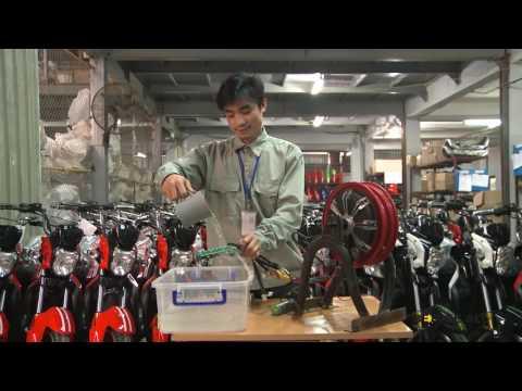 Động cơ chống nước của xe điện Before All
