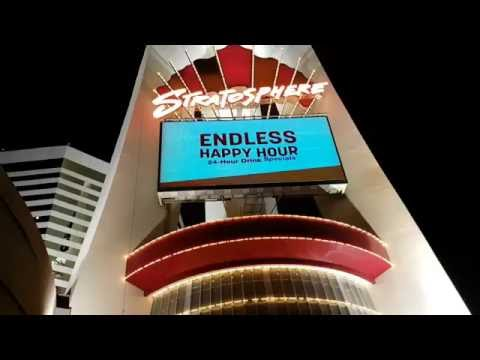 ***Non US Version*** Las Vegas Trip Report / Vlog (14/08/16 - 26/08/16) Part Seven