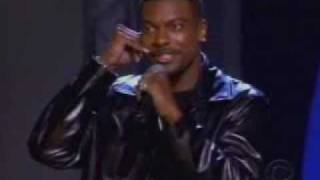 Michael Jackson - You Rock My World -  Chris Tucker - kickin' the wrong leg