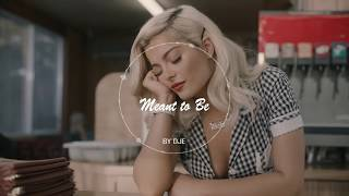 Bebe Rexha - Meant to Be [Instrumental Piano Remake]