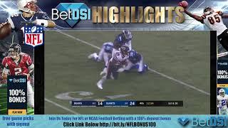 Chicago Bears vs New York Giants FULL HD GAME Highlights Week 13